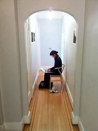 hallway studio website