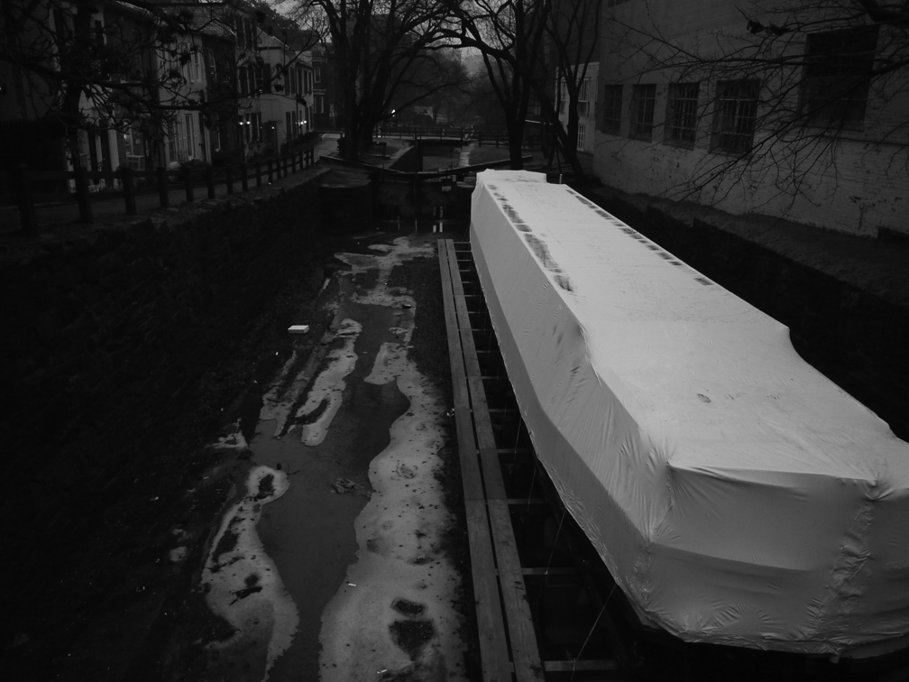 untitled (canal in Georgetown)